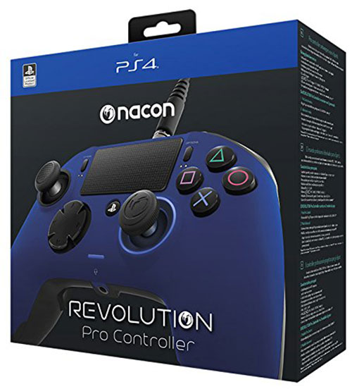 Nacon Revolution Pro Controller BLUE