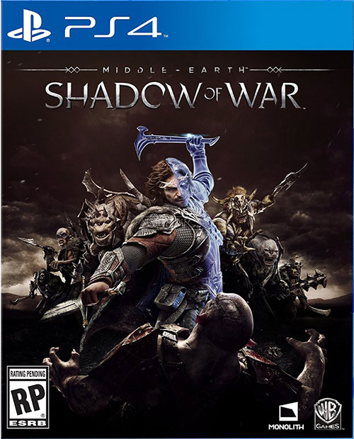 Middle Earth Shadow Of War - PlayStation 4 Játékok