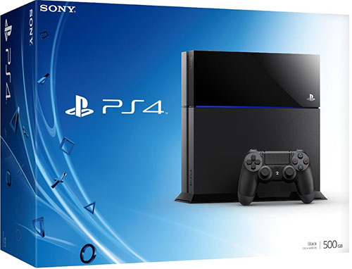 Sony Playstation 4 500 GB  - PlayStation 4 Gépek