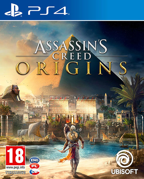 Assassins Creed Origins - PlayStation 4 Játékok