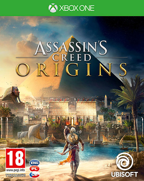 Assassins Creed Origins - Xbox One Játékok