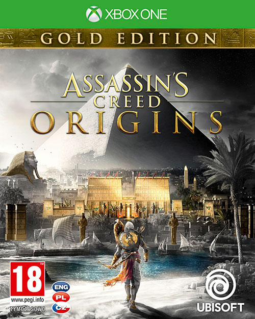 Assassins Creed Origins Gold Edition - Xbox One Játékok