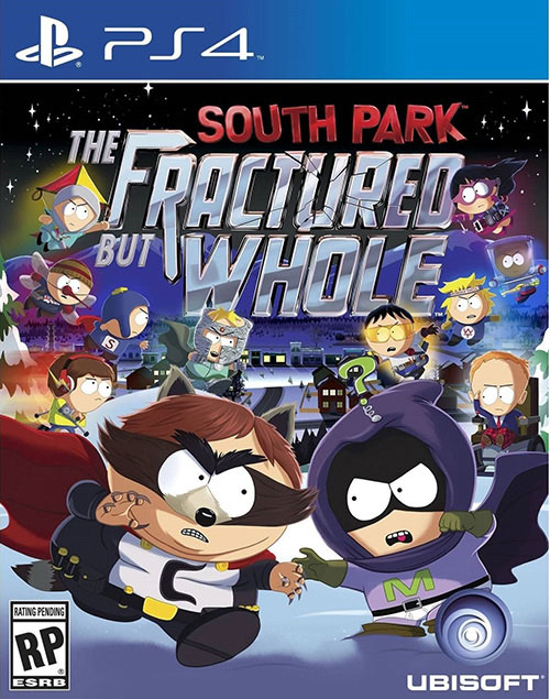 South Park: The Fractured But Whole Deluxe Edition - PlayStation 4 Játékok