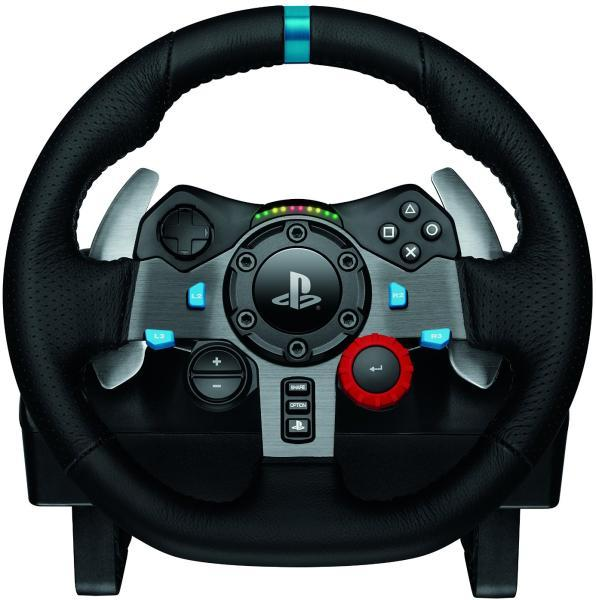 Logitech G29 Driving Force Racing Wheel kormány (PS3/PS4)