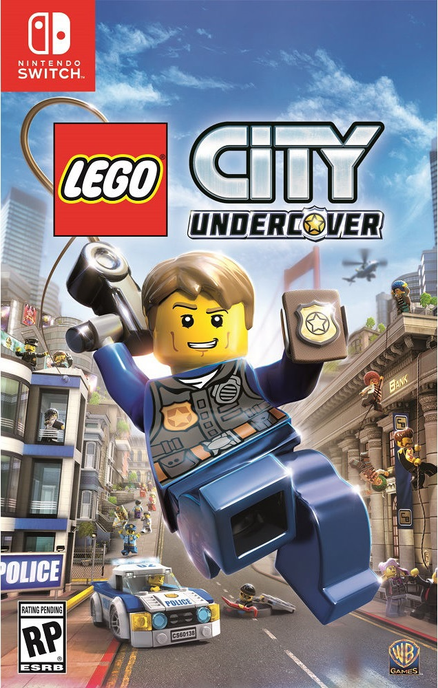 Lego City Undercover - Nintendo Switch Játékok