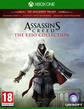 Assassins Creed The Ezio Collection - Xbox One Játékok