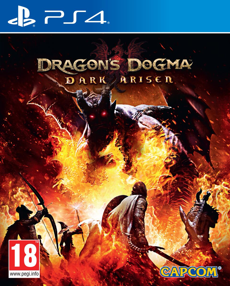 Dragons Dogma: Dark Arisen - PlayStation 4 Játékok