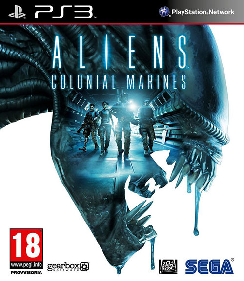 Aliens Colonial Marines - PlayStation 3 Játékok