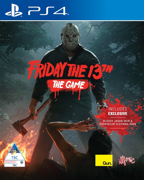 Friday The 13th The Game - PlayStation 4 Játékok