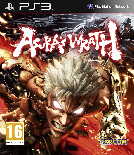 Asuras Wrath - PlayStation 3 Játékok