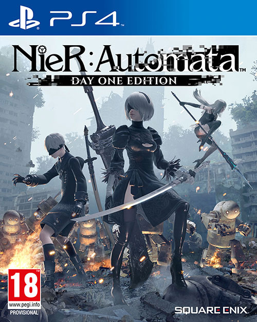 NieR Automata Day One Edition - PlayStation 4 Játékok