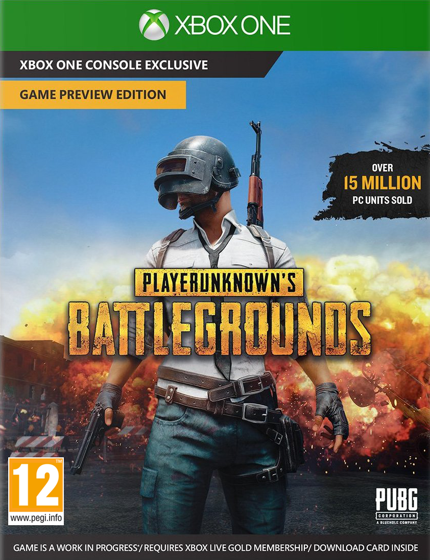 Microsoft Playerunknowns Battlegrounds (PUBG)