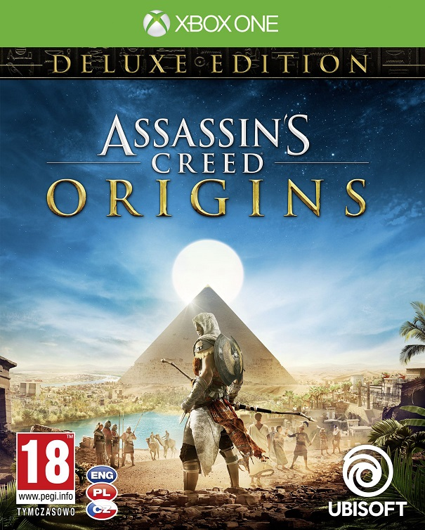 Assassins Creed Origins Deluxe Edition - Xbox One Játékok