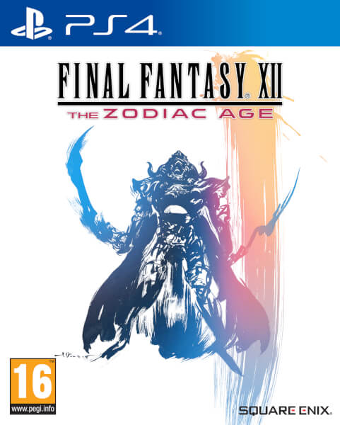 Final Fantasy XII The Zodiac Age - PlayStation 4 Játékok