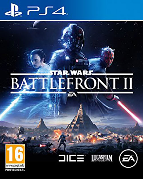 Star Wars Battlefront II - PlayStation 4 Játékok