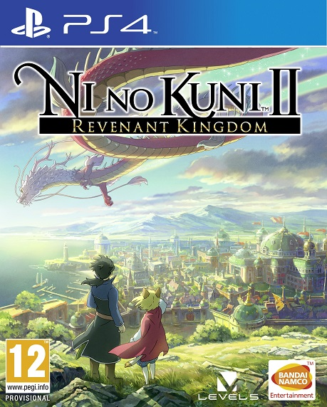 Ni No Kuni II Revenant Kingdom - PlayStation 4 Játékok