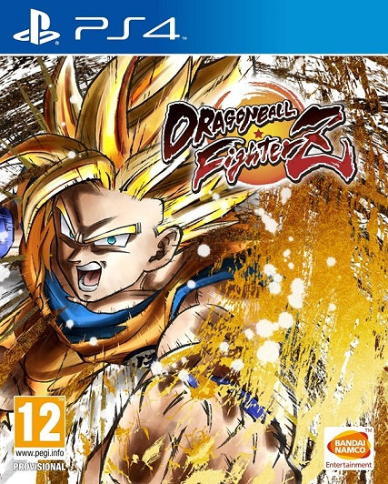 Dragon Ball FighterZ  - PlayStation 4 Játékok