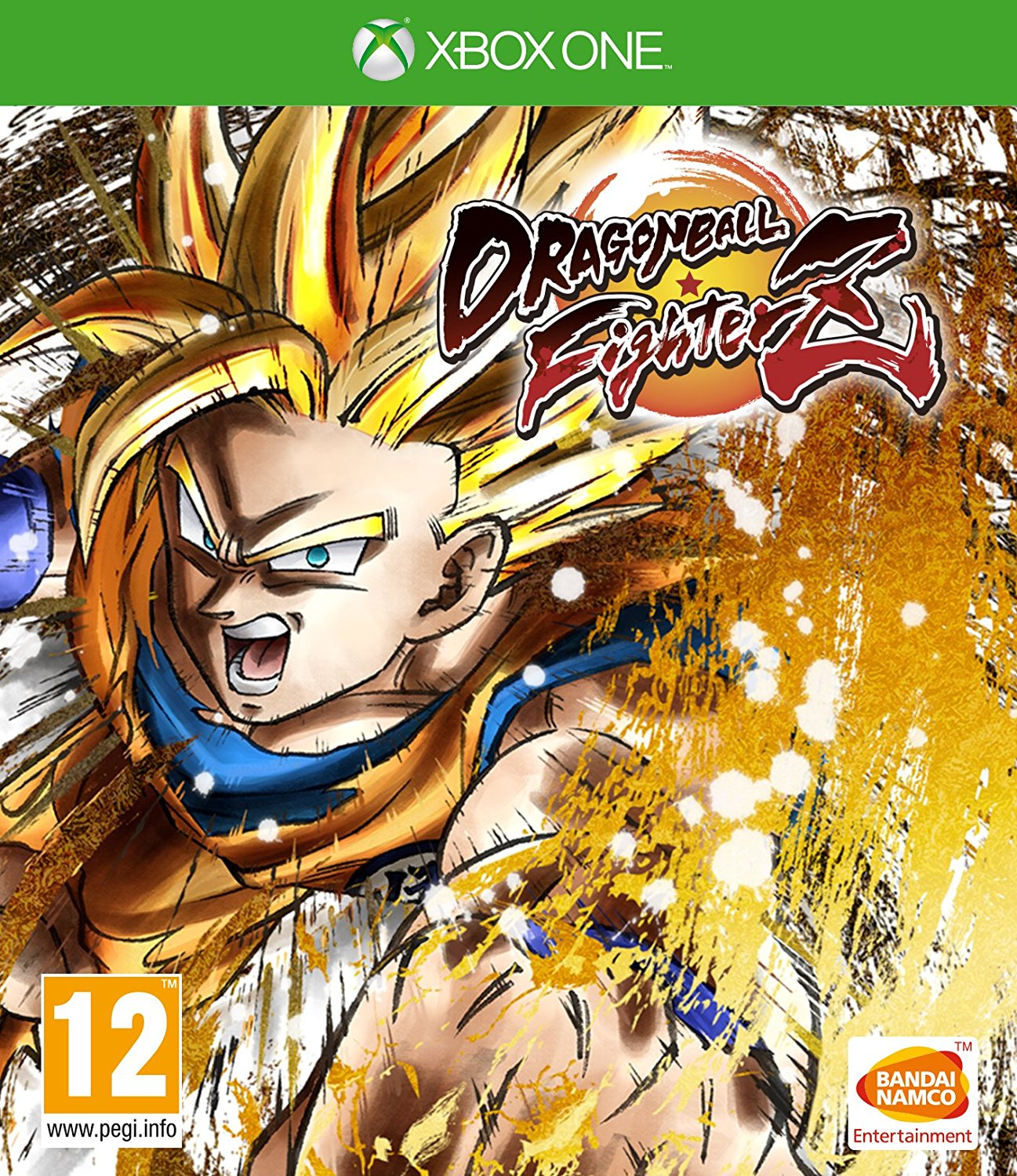 Dragon Ball FighterZ - Xbox One Játékok