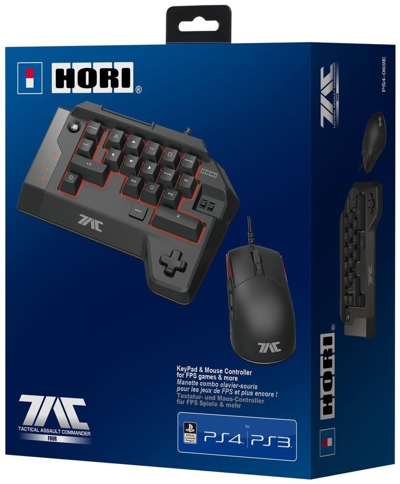 Hori Playstation 4 (PS4) Tactical Assault Commander Four