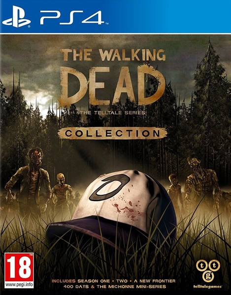 The Walking Dead The Telltale Series Collection - PlayStation 4 Játékok