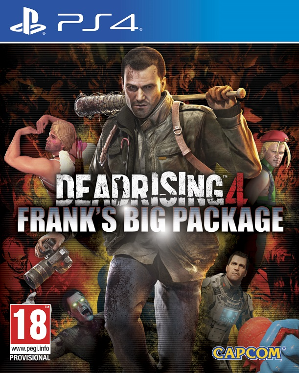 Dead Rising 4: Franks Big Package  - PlayStation 4 Játékok