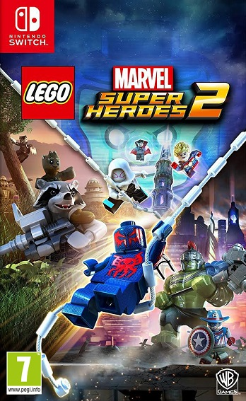 LEGO Marvel Super Heroes 2 - Nintendo Switch Játékok