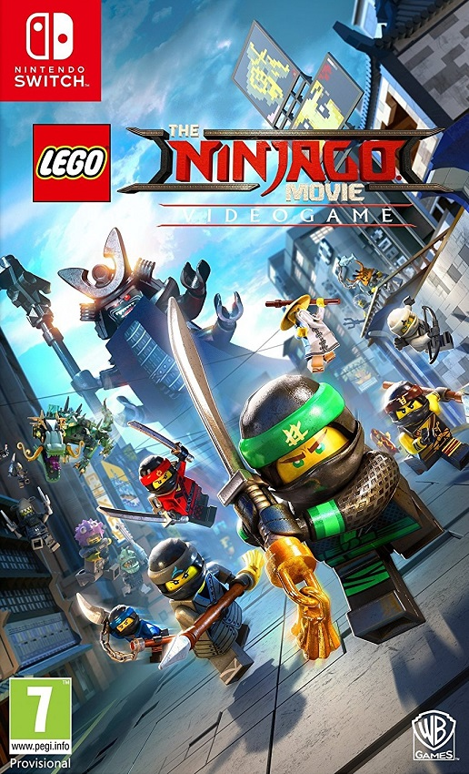 The LEGO Ninjago Movie Videogame - Nintendo Switch Játékok