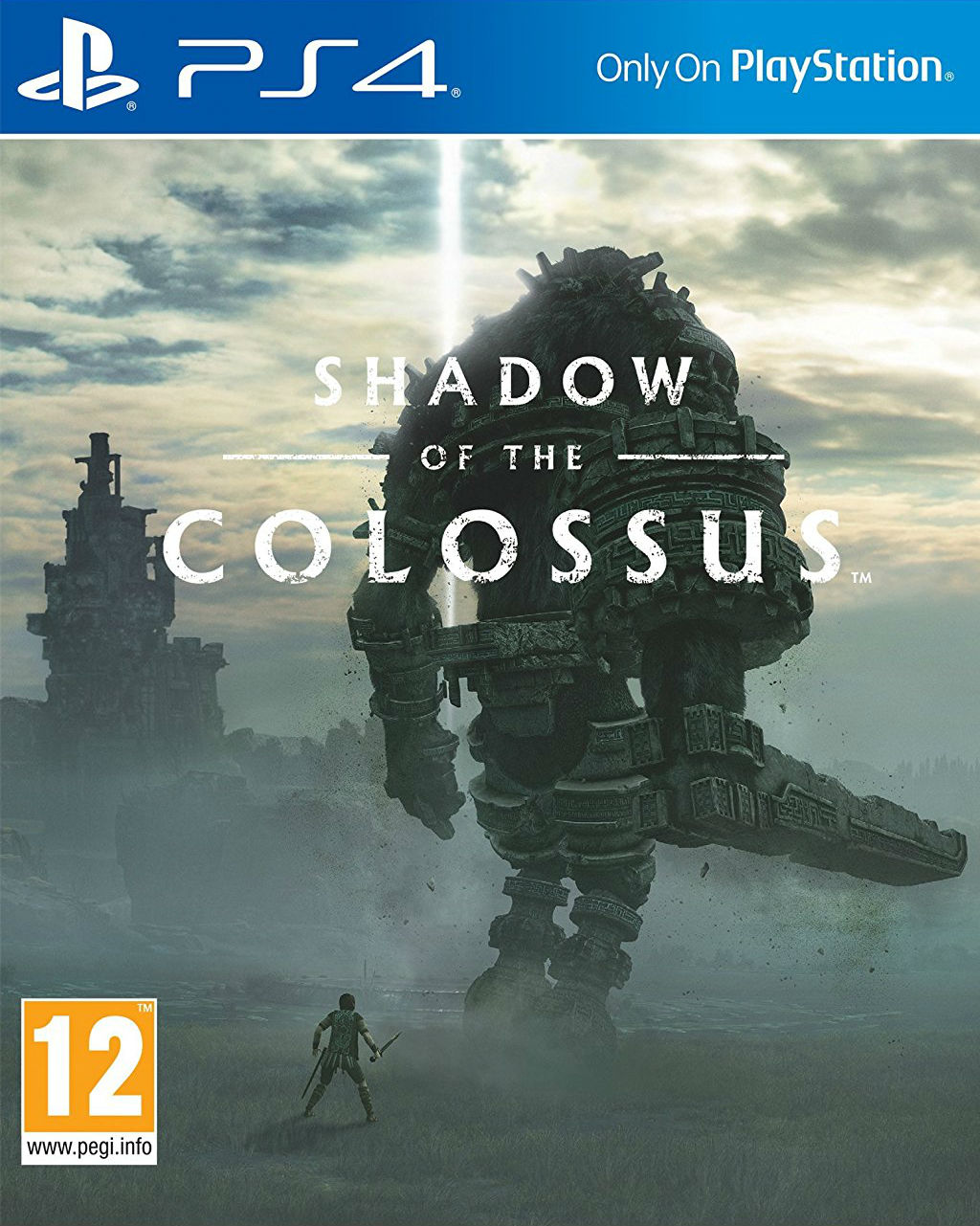 Shadow of the Colossus - PlayStation 4 Játékok