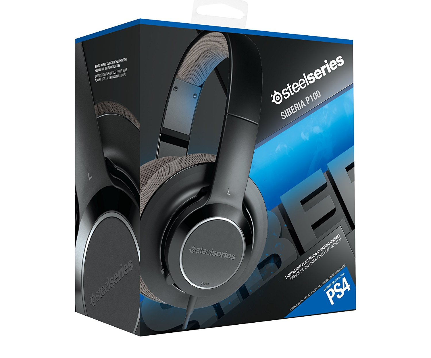 Steelseries Siberia P100