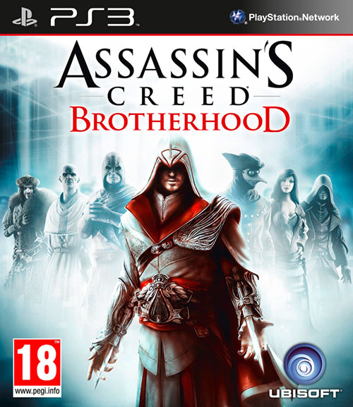 Assassins Creed Brotherhood - PlayStation 3 Játékok