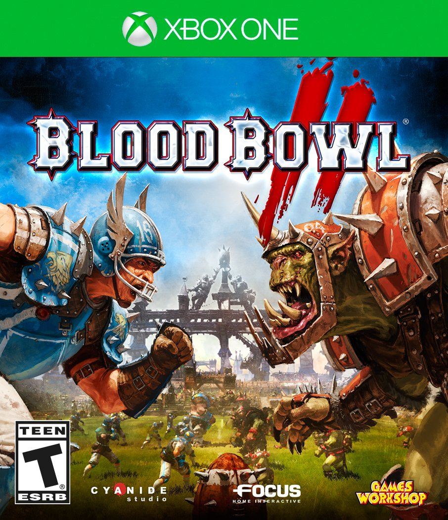 Blood Bowl II - Xbox One Játékok