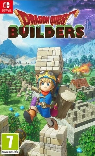 Dragon Quest Builders - Nintendo Switch Játékok