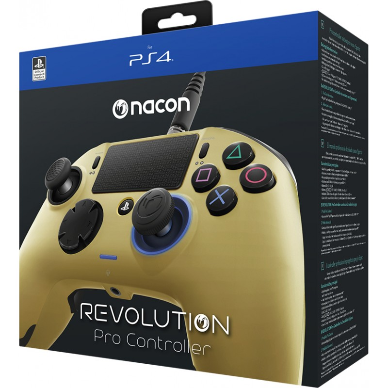 Nacon Revolution Pro Controller GOLD