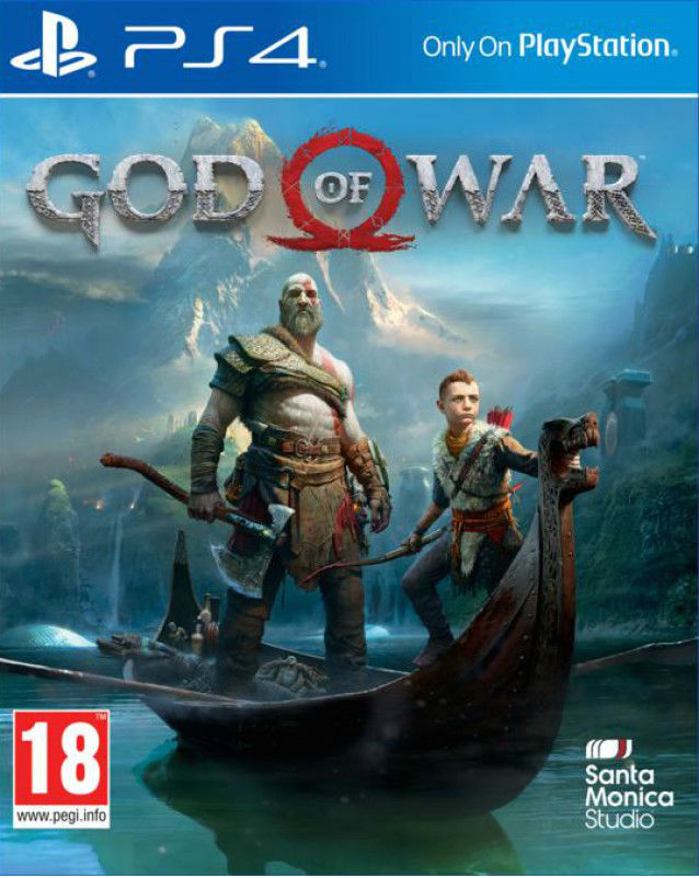 God of War (PS4) (Magyar felirattal)