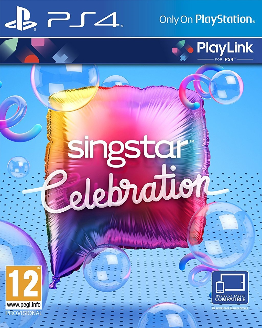 Singstar Celebration - PlayStation 4 Játékok