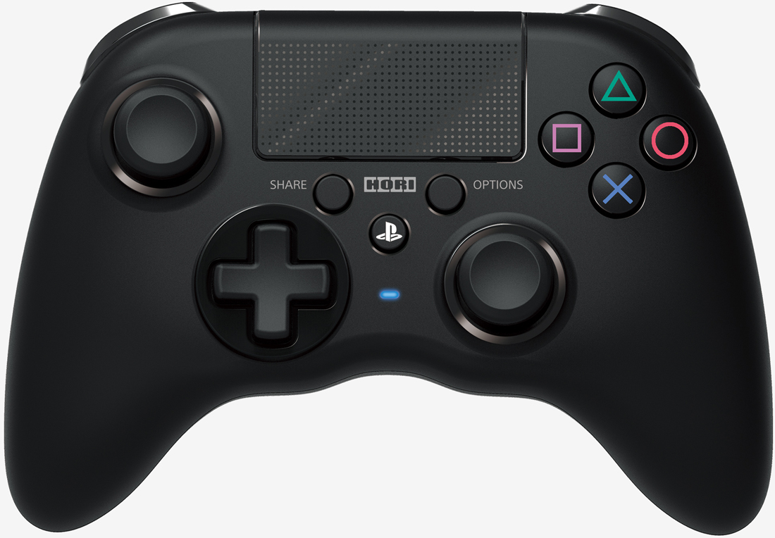 HORI Official Sony Licensed ONYX Bluetooth Controller - PlayStation 4 Kiegészítők