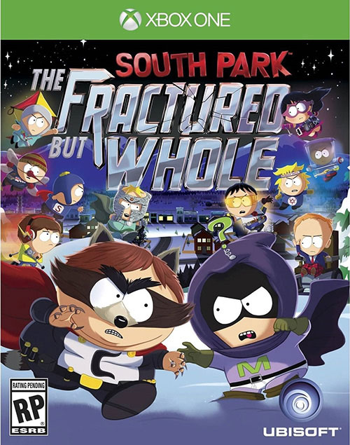South Park: The Fractured But Whole - Xbox One Játékok