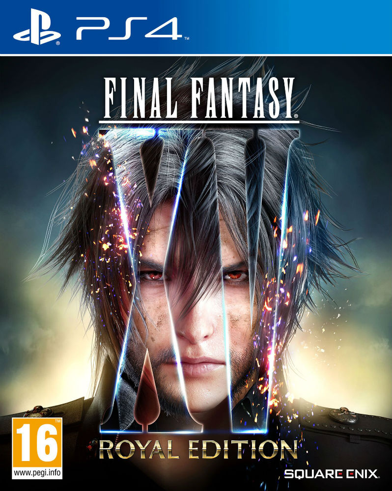 Final Fantasy XV Royal Edition - PlayStation 4 Játékok