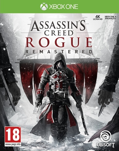Assassins Creed Rogue Remastered - Xbox One Játékok