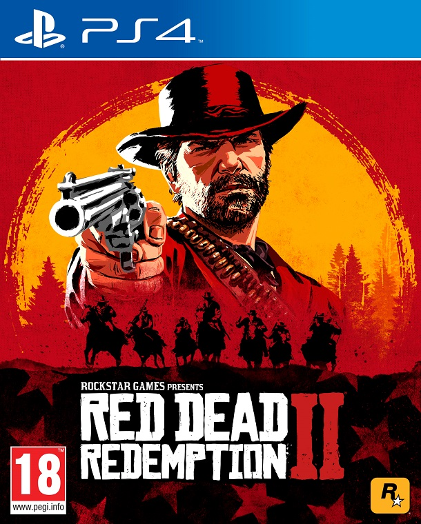 Red Dead Redemption 2 - PlayStation 4 Játékok