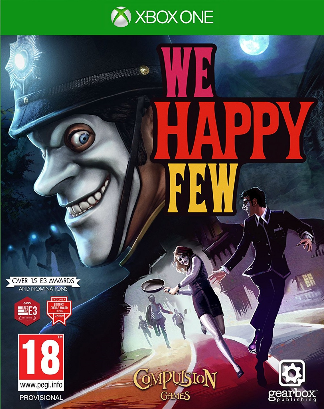 We Happy Few - Xbox One Játékok