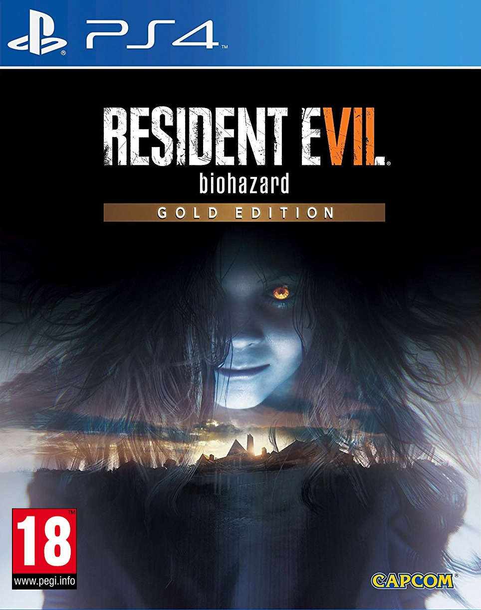 Resident Evil 7 Gold Edition - PlayStation 4 Játékok