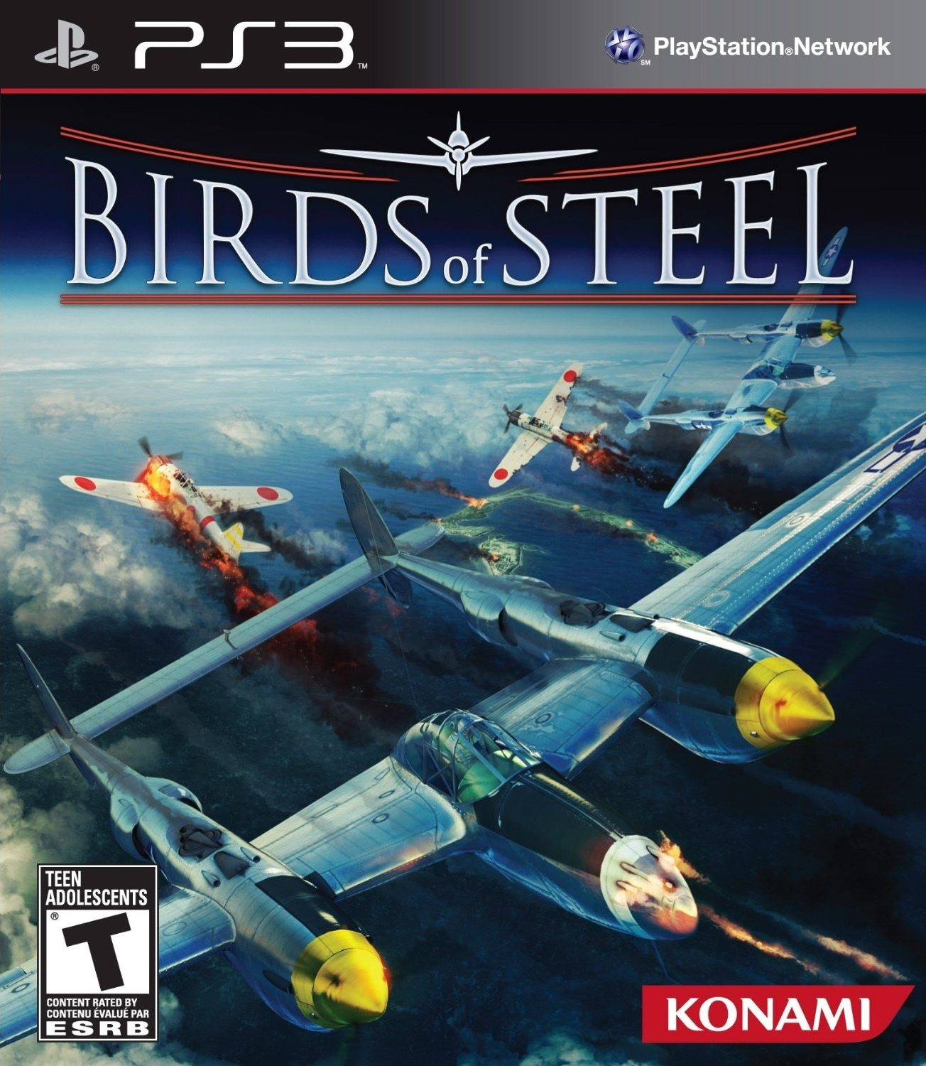 Birds of Steel  - PlayStation 3 Játékok