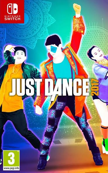 Just Dance 2017 - Nintendo Switch Játékok