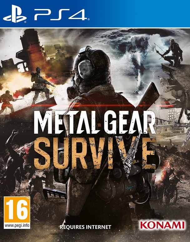 Metal Gear Survive - PlayStation 4 Játékok