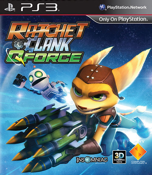 Ratchet and Clank Qforce