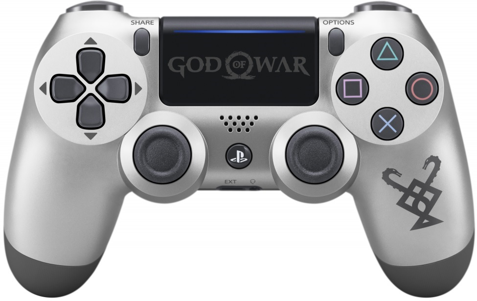 Sony Playstation 4 Dualshock 4 V2 Controller God of War Limited Edition  - PlayStation 4 Kiegészítők