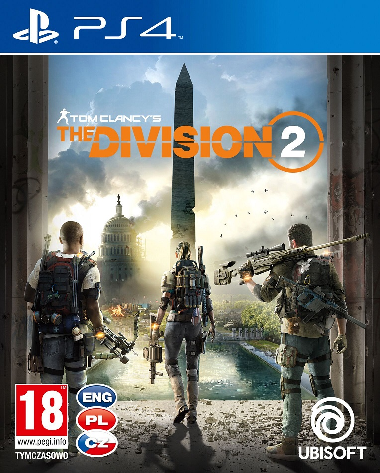 Tom Clancys The Division 2  - PlayStation 4 Játékok