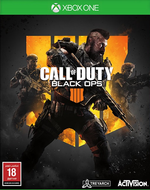 Call Of Duty: Black Ops 4 (Black Ops IIII) - Xbox One Játékok