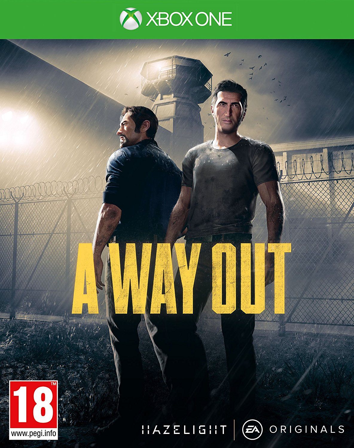 A Way Out - Xbox One Játékok